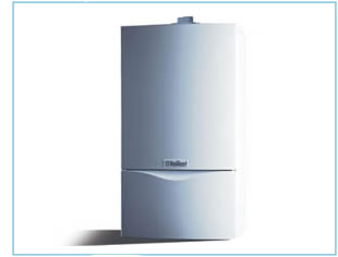 A picture showing a vaillant boiler